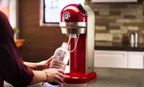 Une grande variété de machine à eau gazeuse, SodaStream est la reference